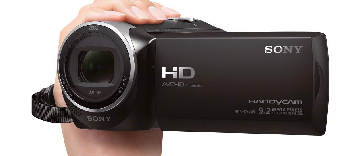 Дизайн корпуса видеокамеры бытовой