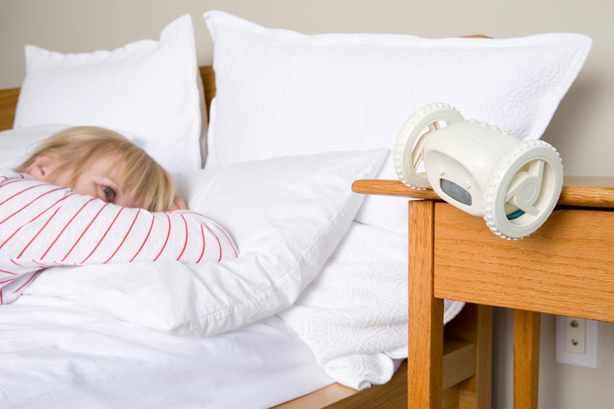 Промдизайн будильника