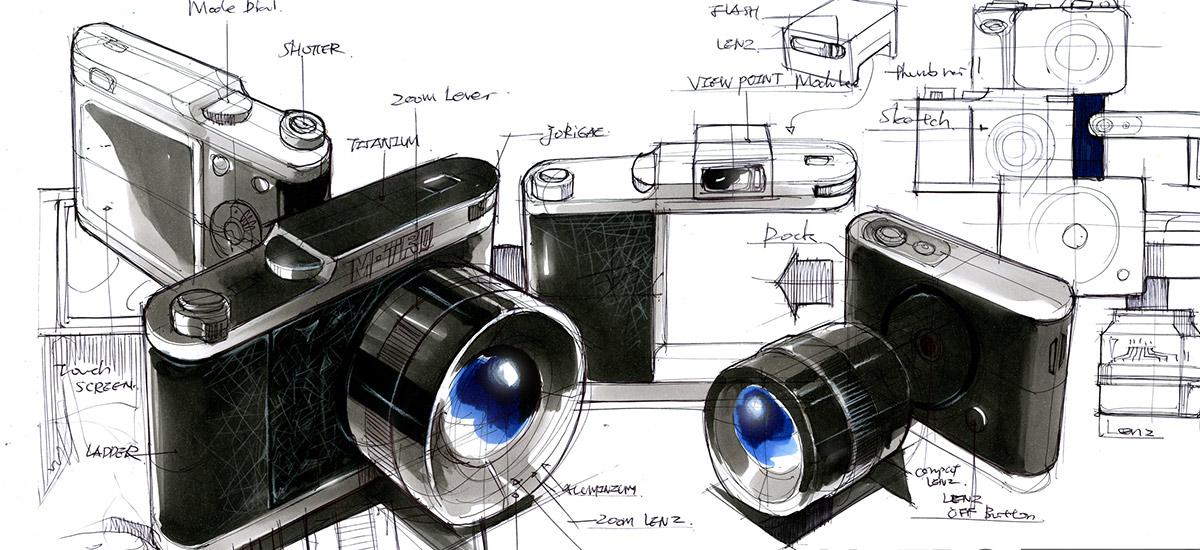 Проектирование видеокамер