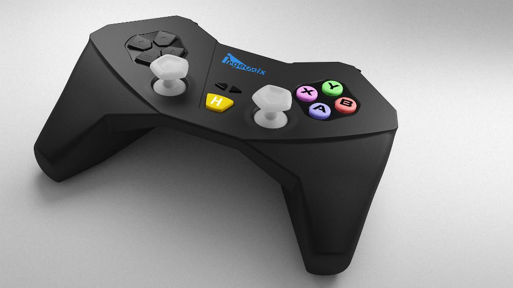 дизайн игровой приставки для ТВ