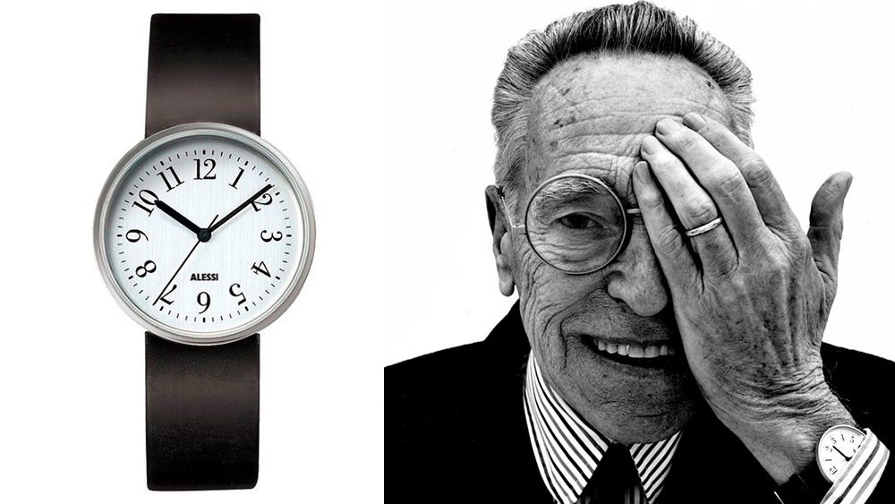 Классический дизайн часов