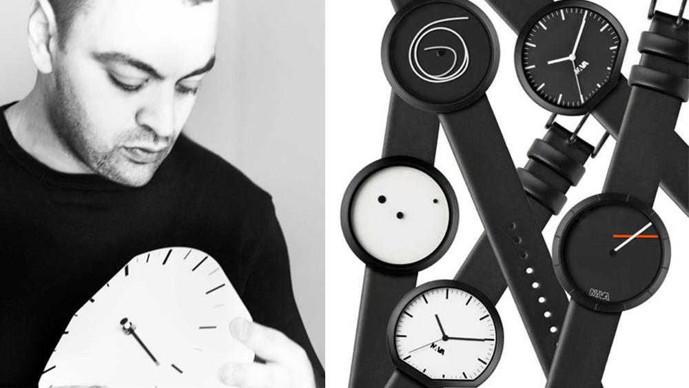 Оригинальный дизайн часов