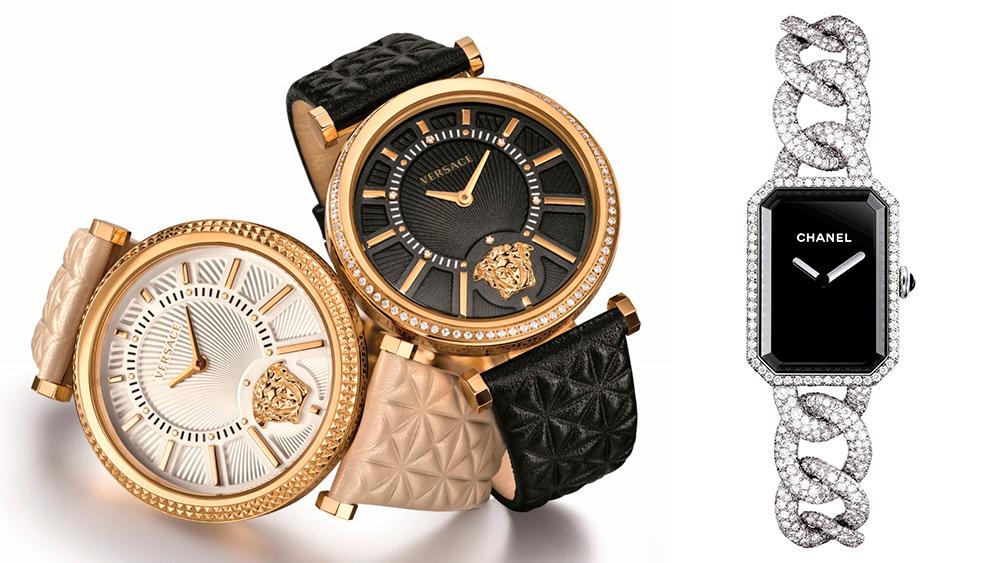 Дизайн дорогих наручных часов