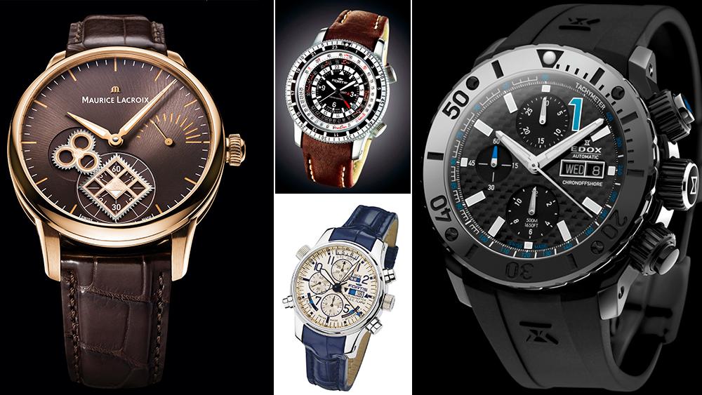 Дизайн наручных часов