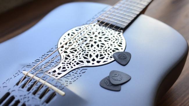 3д печать музыкальных инструментов