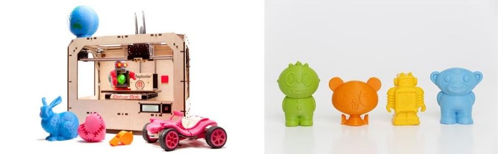 Печать игрушек на 3д принтере