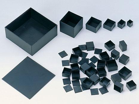 Литье корпусов в силиконовые формы