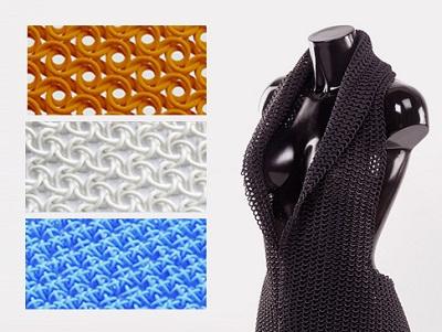 3Д печать одежды