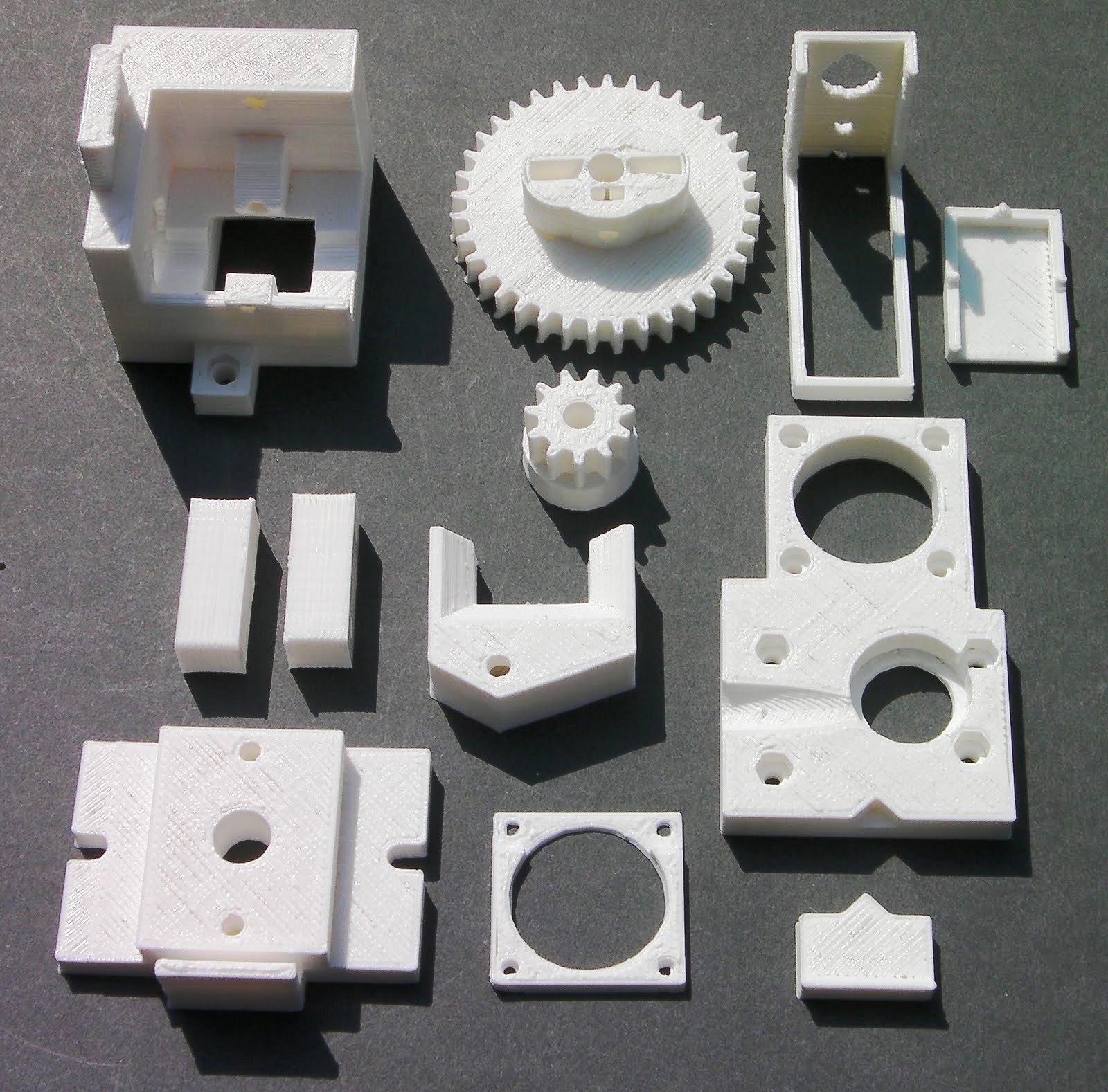Услуги прототипирования с помощью 3D-принтера