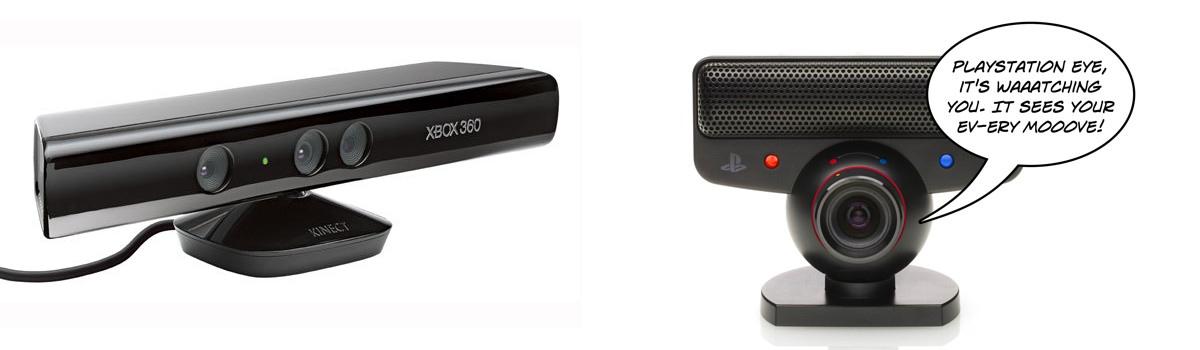 Игровые веб-камеры