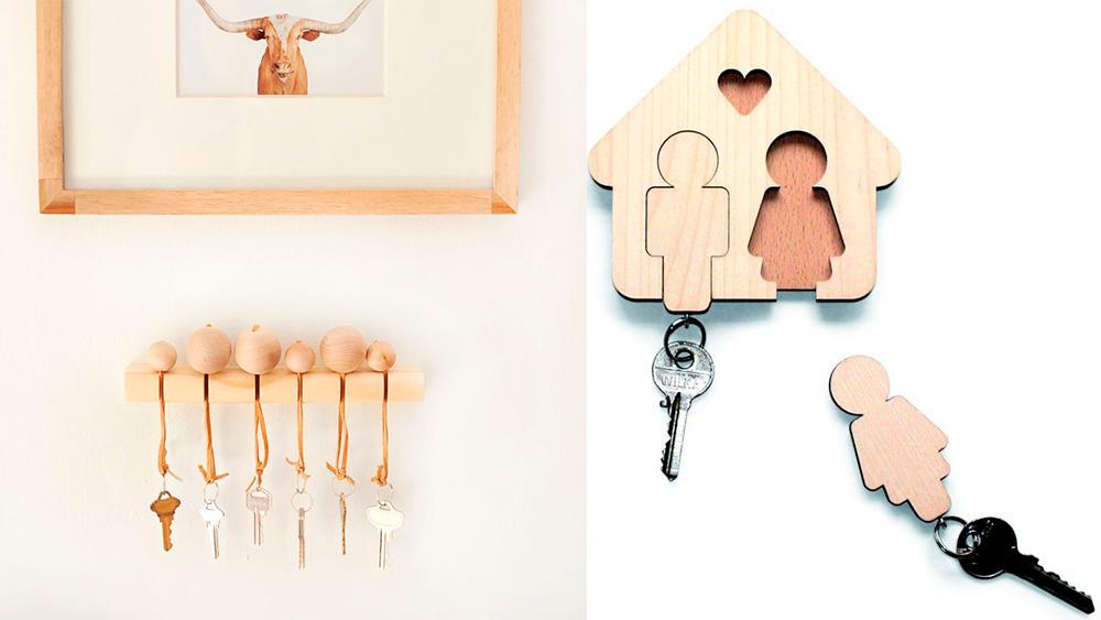 Дизайн ключницы