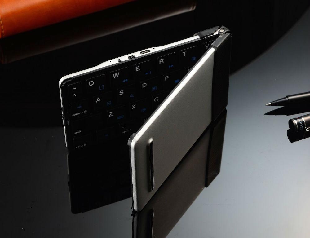 Разработка дизайна клавиатуры, которая может складываться, - задача не из простых