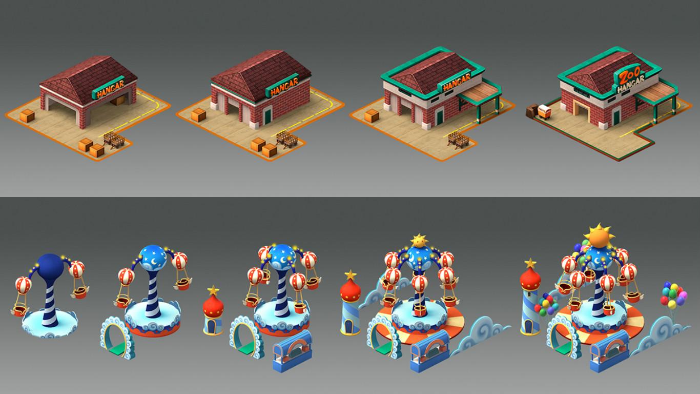 Полигональное 3D-моделирование