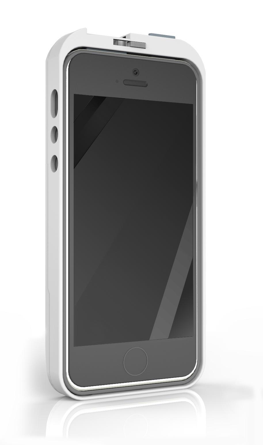 Прототип чехла мобильного телефона