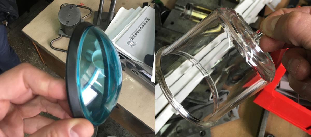 Оборудование для производства форм из пластика 89