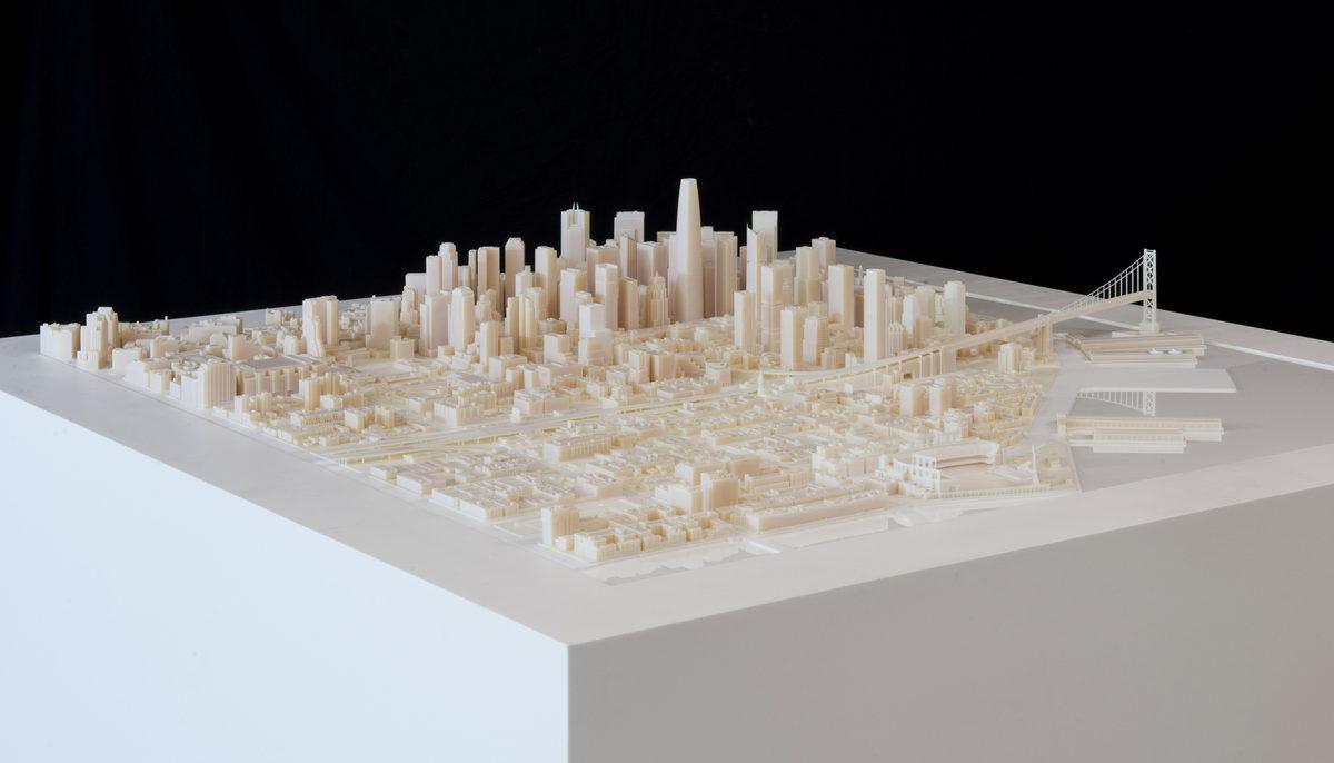 Ссоздание архитектурных макетов