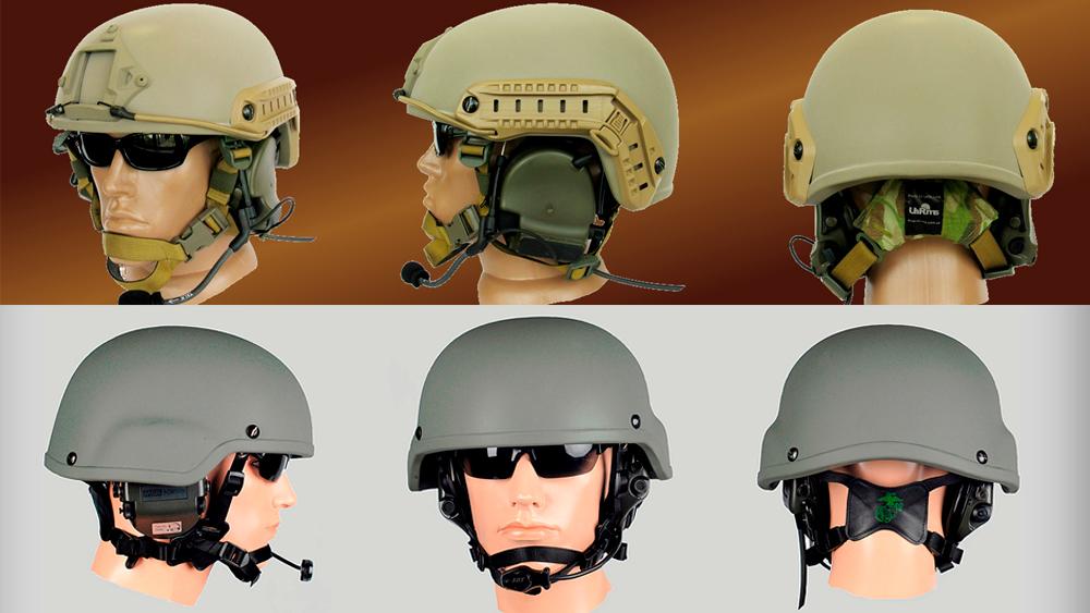 Дизайн шлема