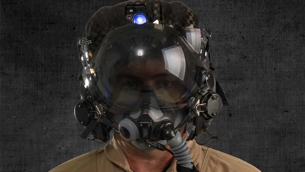 Инновации в разработке авиационных шлемов