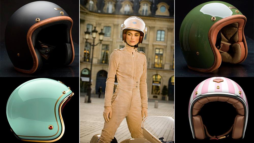 Дизайн шлемов