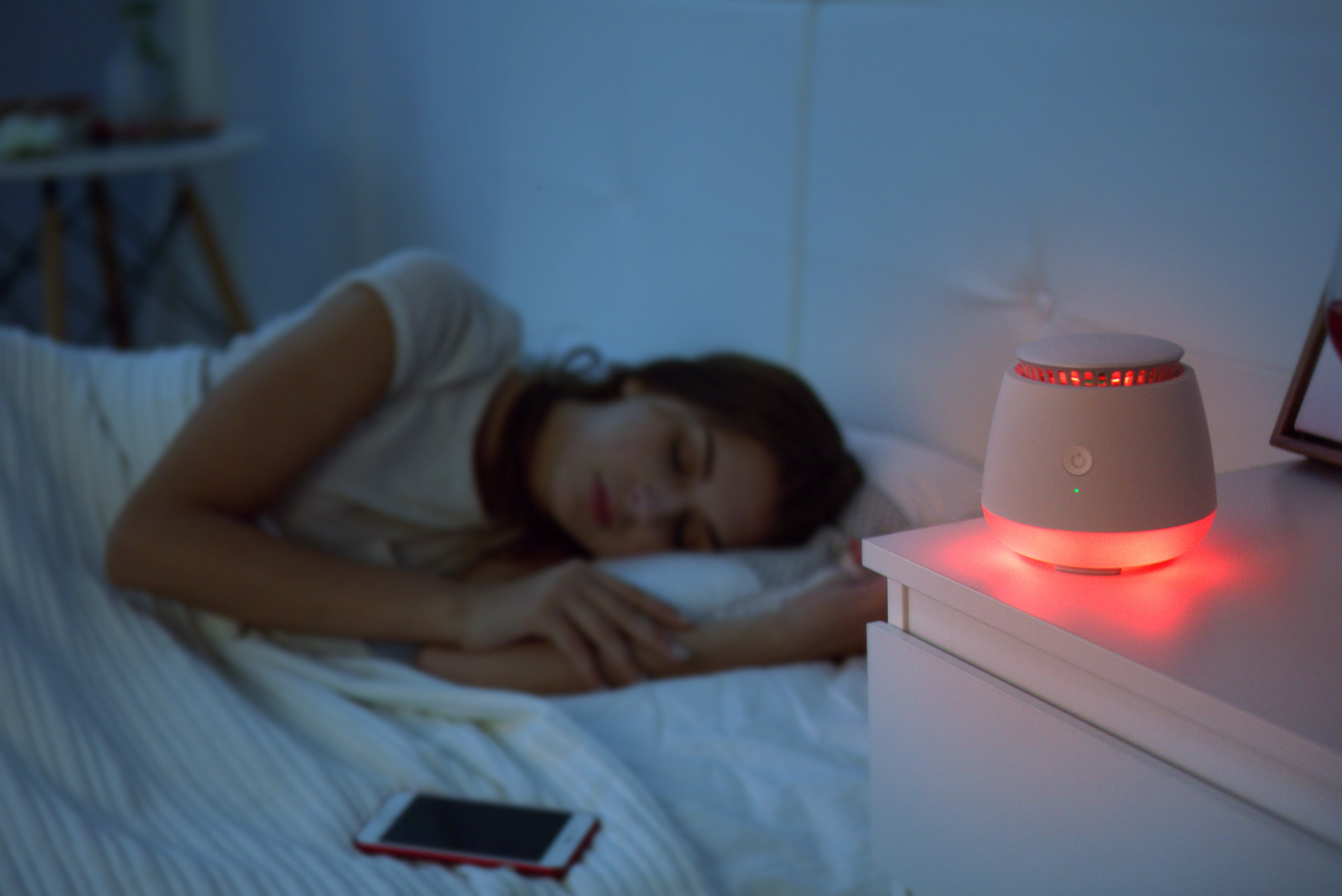 Nox Aroma Smart Sleep Light компании Sleepace